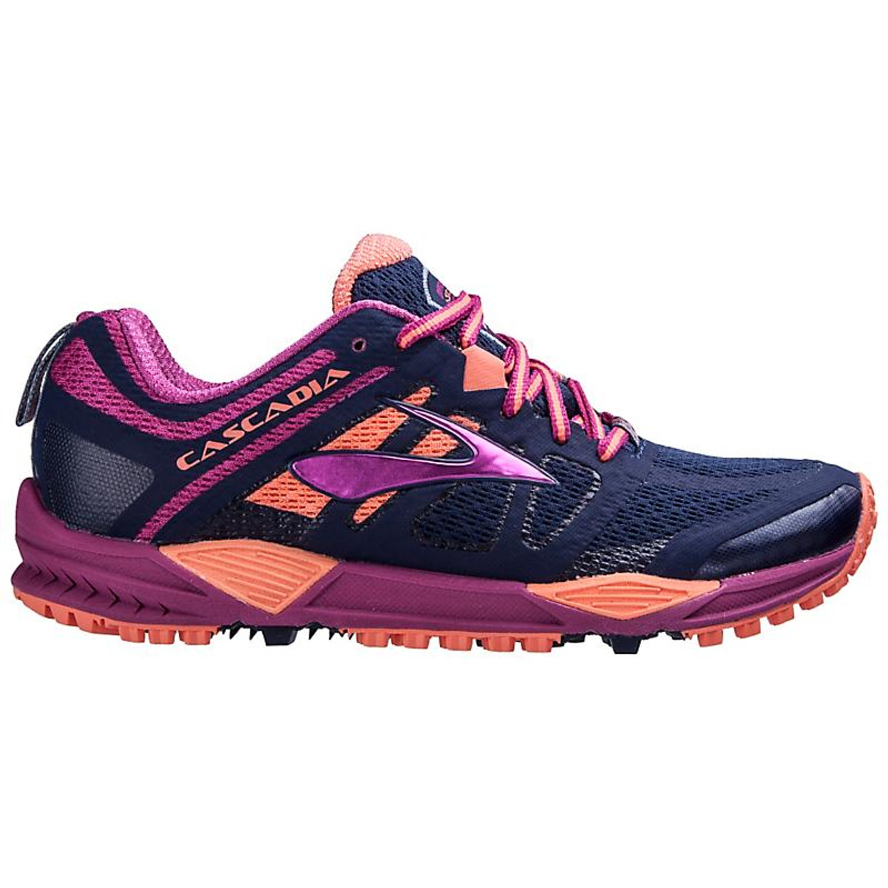c54f803f39f Women s Brooks Cascadia 11 Trail Running Shoe