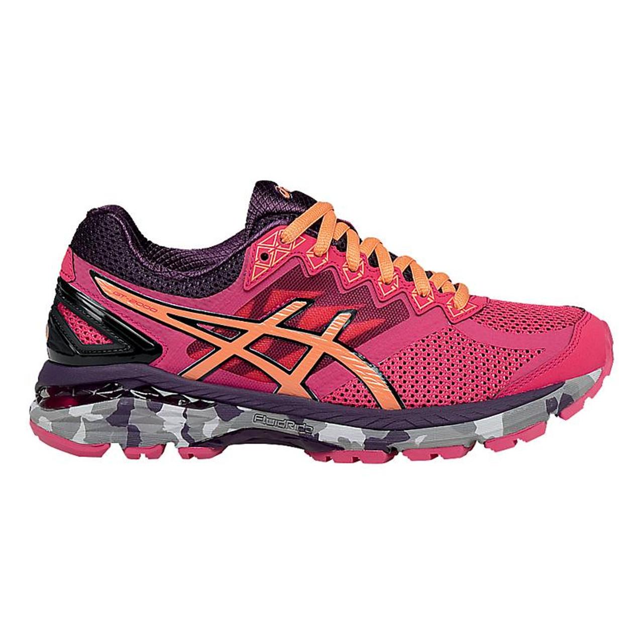 Asics GT 2000 4 Trail Running Shoe Womens