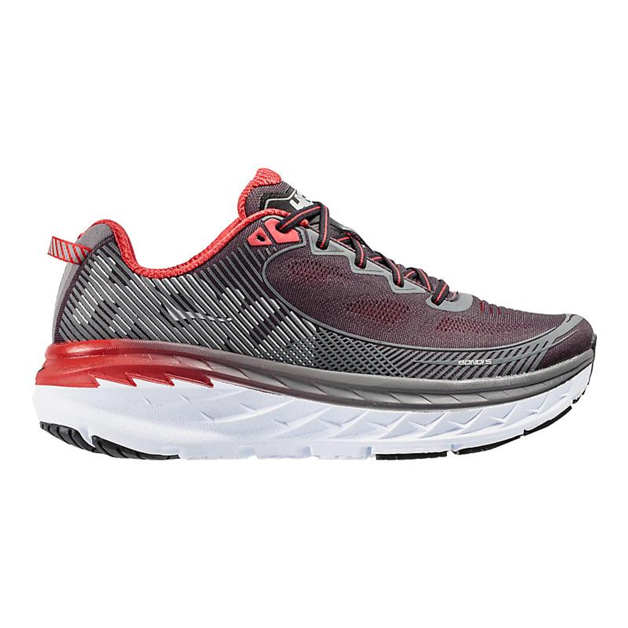 Hoka One One Mens Bondi 5 Running Shoe 1014757