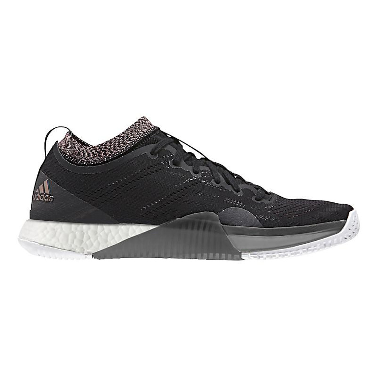 Women Adidas CRAZYTRAIN ELITE Womens Cross Training Shoes Black Rose Sneakers