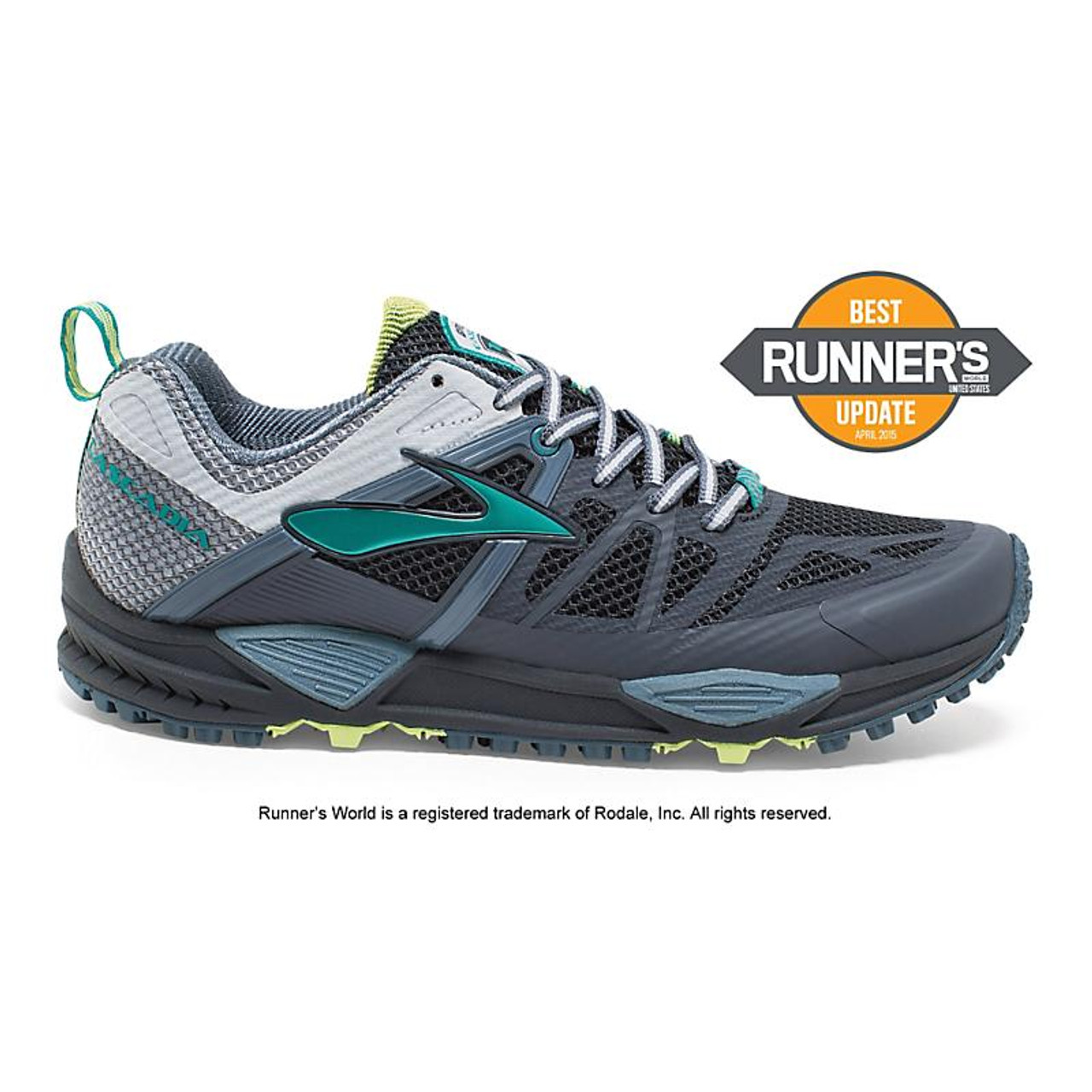 Brooks Cascadia 10 Trail Running Shoe