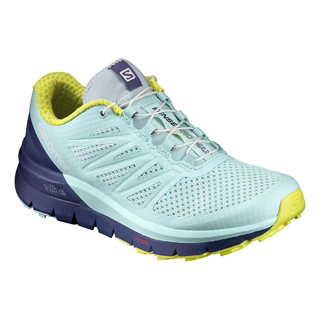 salomon sense pro max trail running shoes (for women) hats training