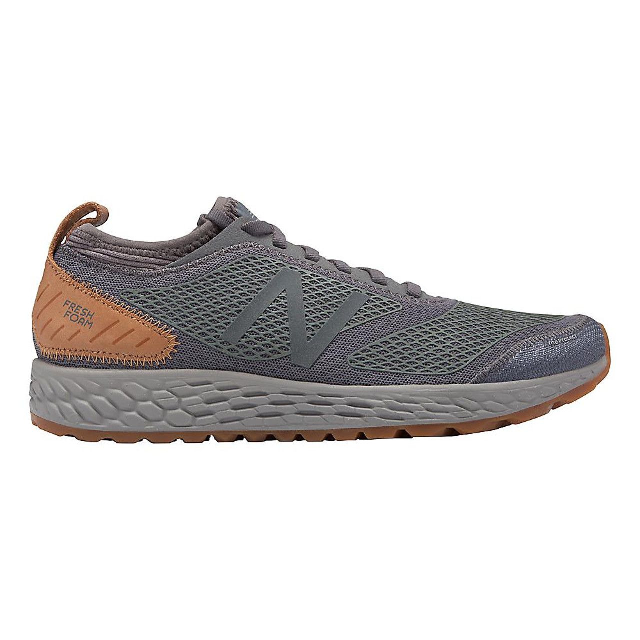 new balance men's fresh foam gobi neutral trail running shoe