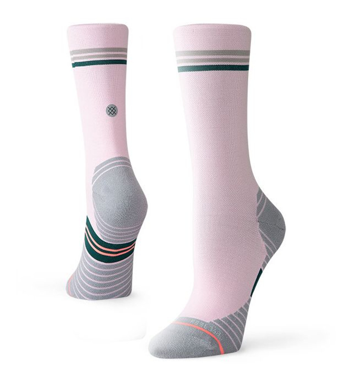 Women's Stance RUN Warm Up Crew Socks