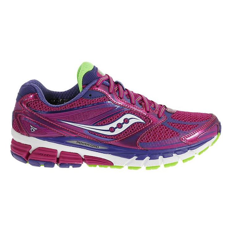 Saucony De las mujeres Guide 8 Road Running Shoe