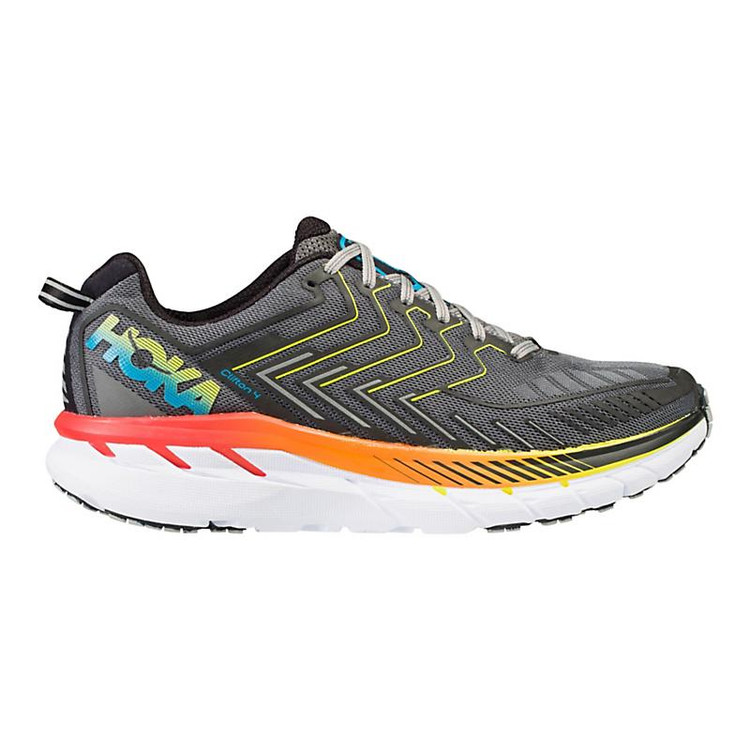 timeless design c2d90 16223 Men s Hoka One One Clifton 4 color-Blue Green