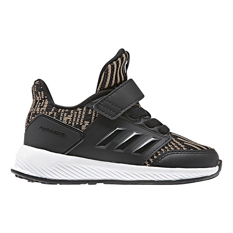 46bcea993ecb Kids adidas RapidaRun Knit Running Shoes