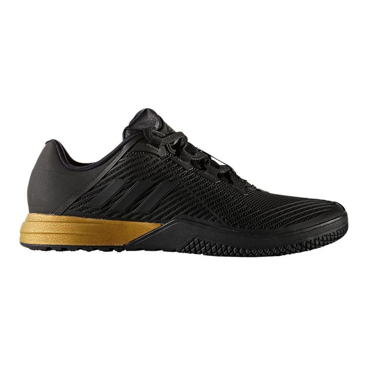 c48d5a31e3b2 Sale. Men's adidas CrazyPower TR|color-Black/Gold