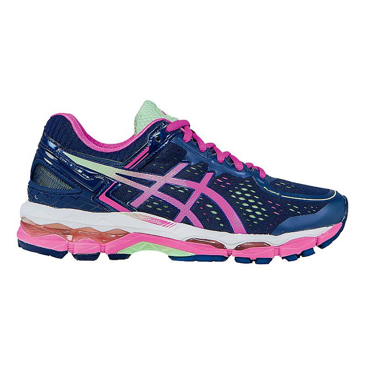 reputable site 10d21 6d425 Women s ASICS GEL-Kayano 22 color-Indigo Pink
