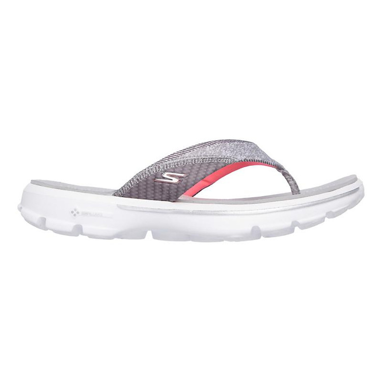 06b15918d6f2 Women s Skechers GO Walk Pizazz Sandals