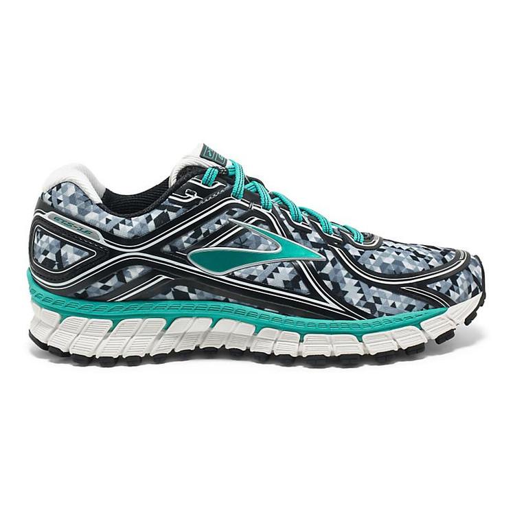 016ccbd883e Women s Brooks Adrenaline GTS 16 Kaleidoscope Running Shoe