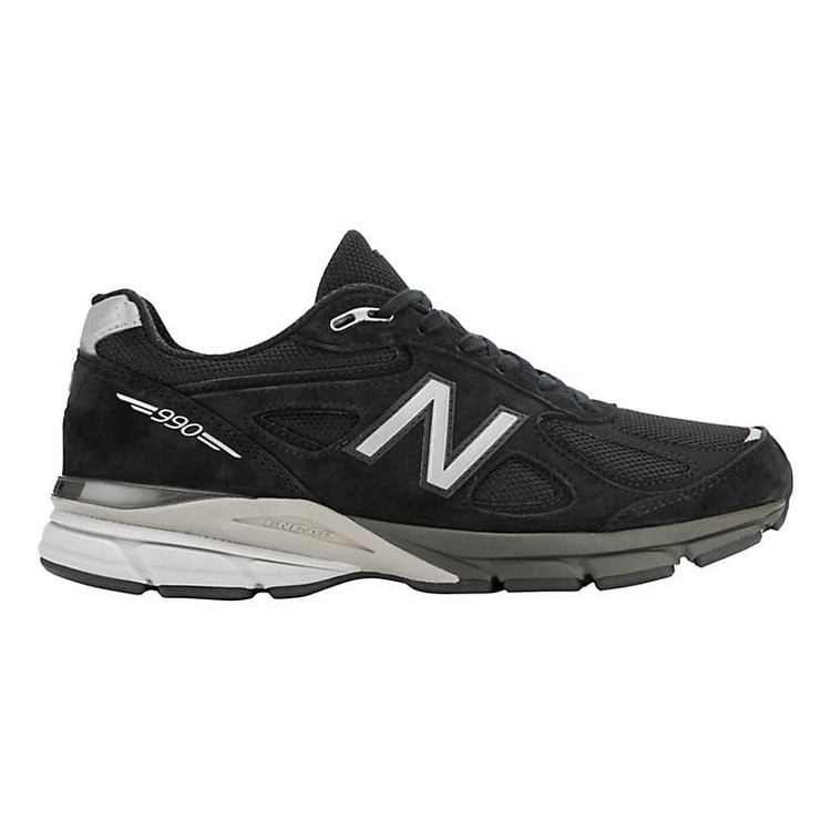 premium selection 0d738 81cff Men s New Balance 990v4 color-Black Silver