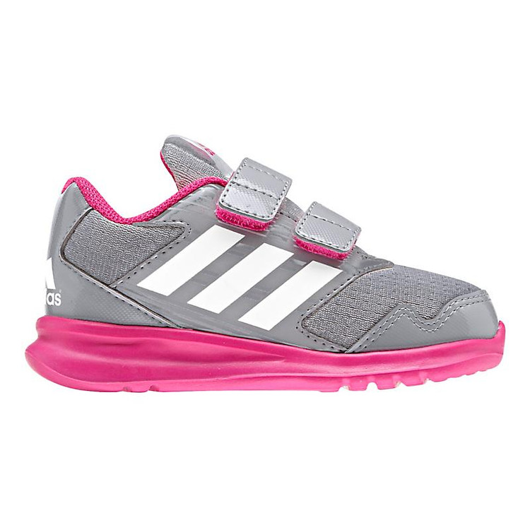 san francisco c871a fe8d4 Kids adidas Altarun CF I color-Grey Pink