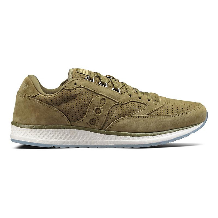 5520146dff8a Men s Saucony Freedom Runner Suede Casual Shoe