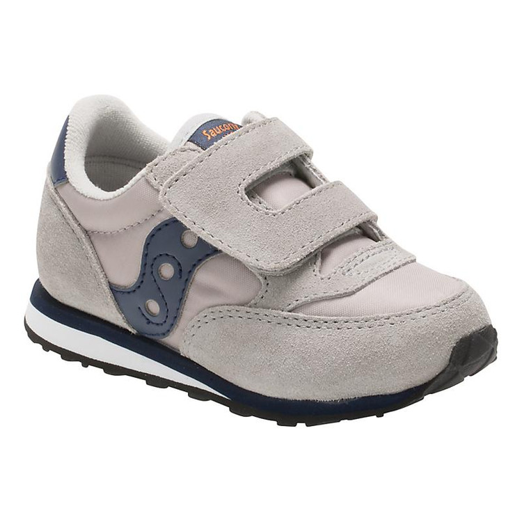 2f99b1e592 Kids Saucony Baby Jazz Hook and Loop Casual Shoe | Free Shipping
