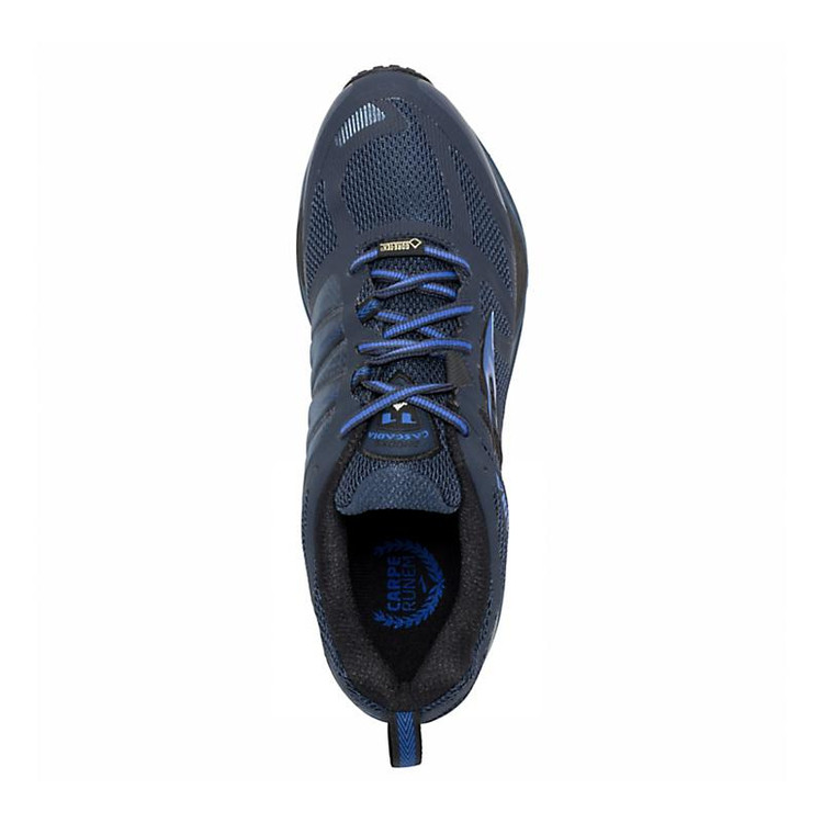 79fecb5e5c1 Men s Brooks Cascadia 11 GTX Trail Running Shoe