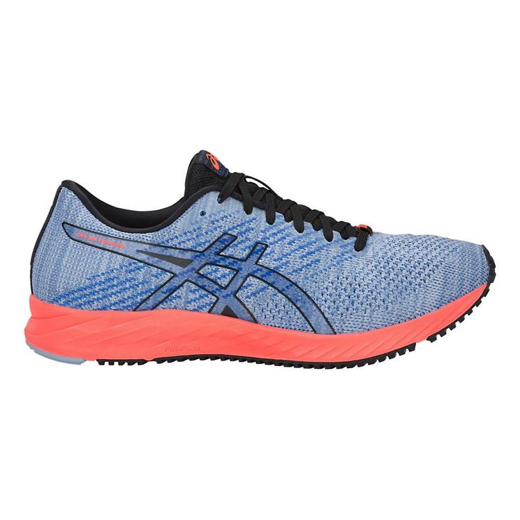 asics blue trainers women