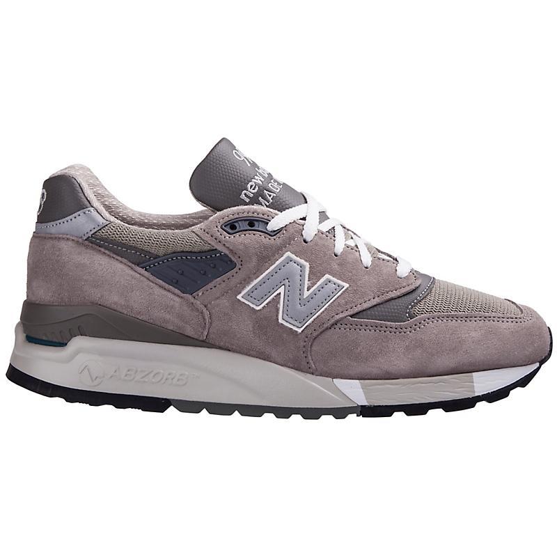 premium selection c7981 0804f Men s New Balance 998 color-Grey