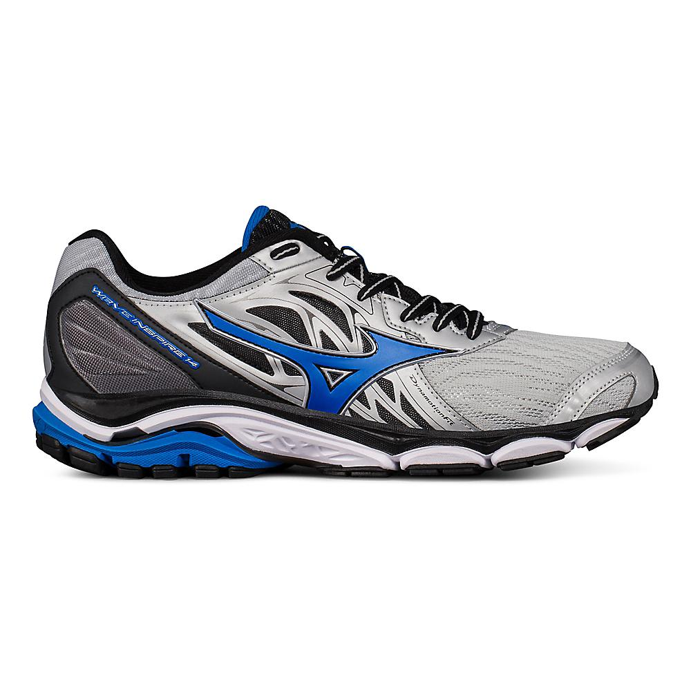 premium selection 7a194 15126 Men s Mizuno Wave Inspire 14 color-Grey Blue