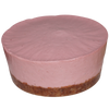 "Strawberry Vegan ""Cheese""cake (Personal Size, pack of 6)"