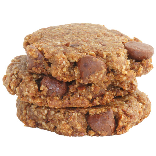Chocolate Chip Vegan Cookies (3 cookie package - 6 packs)