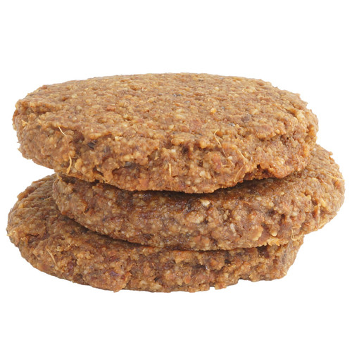 Double Ginger Vegan Cookies (3 cookie package - 6 packs)