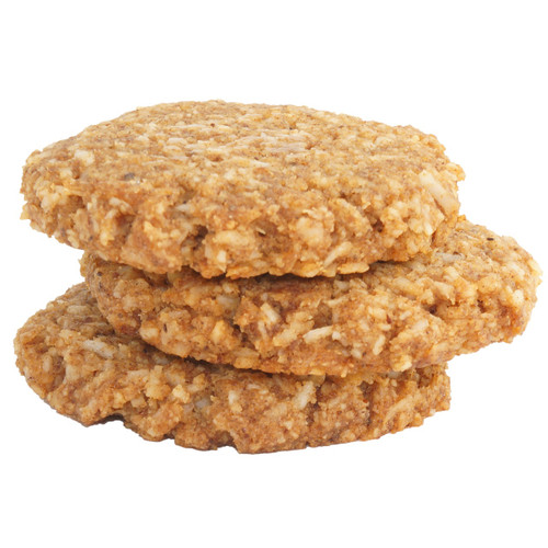 Coconut Vegan Cookies (3 cookie package - 6 packs)