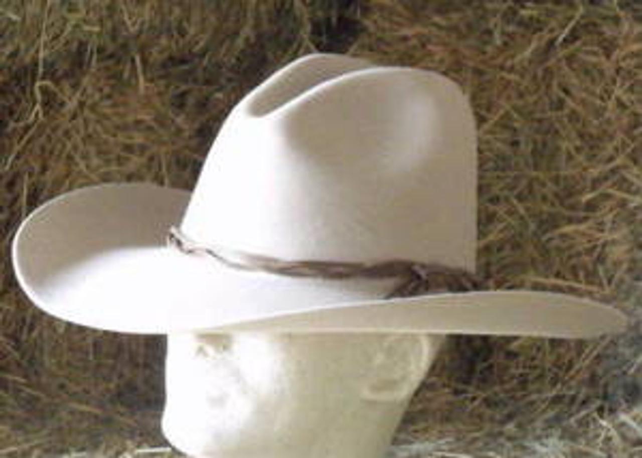Stetson Gus 6X Fur Felt Cowboy Hat