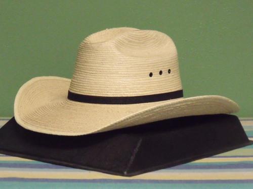 SunBody Palm Cattleman Cowboy Hat