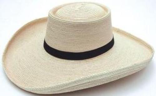 SunBody Palm Sam Houston Cowboy Western Hat