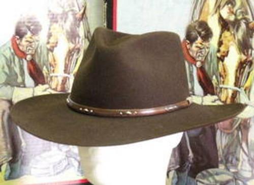 Stetson Pawnee 5X Fur Western Hat