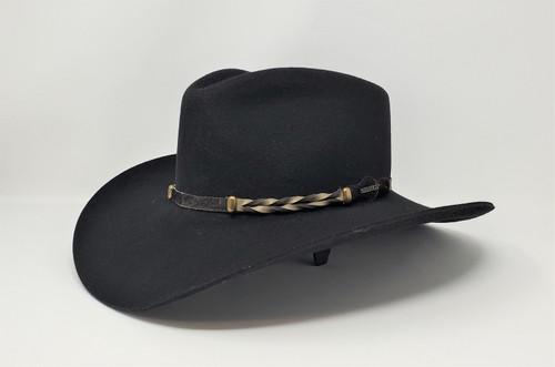 Stetson Drifter Buffalo Felt Western Hat