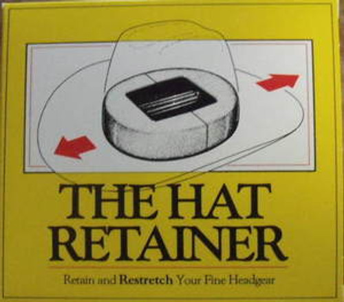 HatsOff Long Oval Hat Retainer/Stretcher