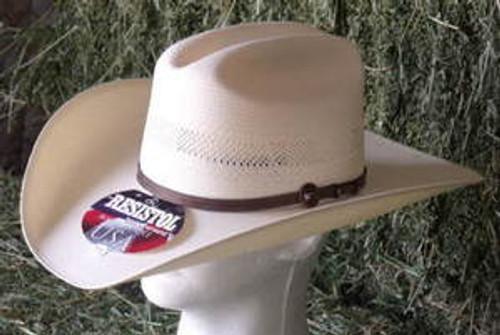 Resistol Rusty Nail 10X Shantung Cowboy Hat