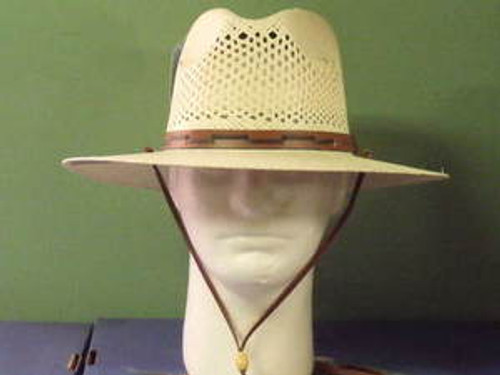 Stetson Airway Panama Outdoor Fedora Hat