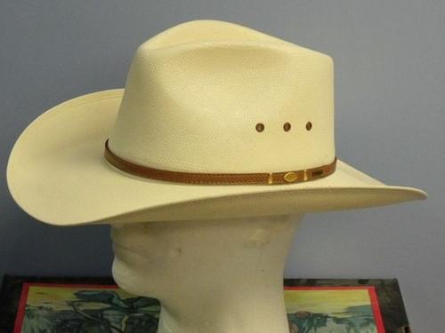 Resistol Big Spender 10X Shantung Western Hat