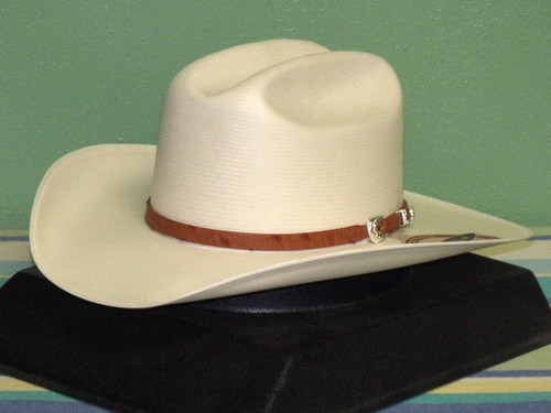 Stetson El Noble 500X Shantung Cowboy Hat