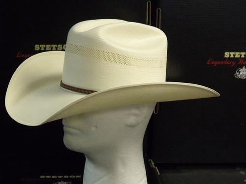 Stetson Griffin 100X Straw Cowboy Western Hat