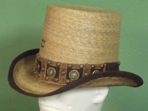Charlie 1 Horse Quick Draw Palm Top Hat