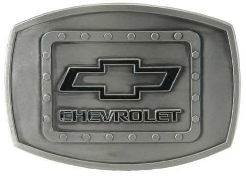 Chevrolet Rivet Belt Buckle
