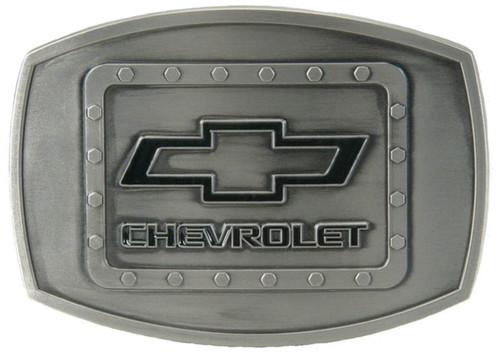 Chevrolet Rivet Belt Buckle