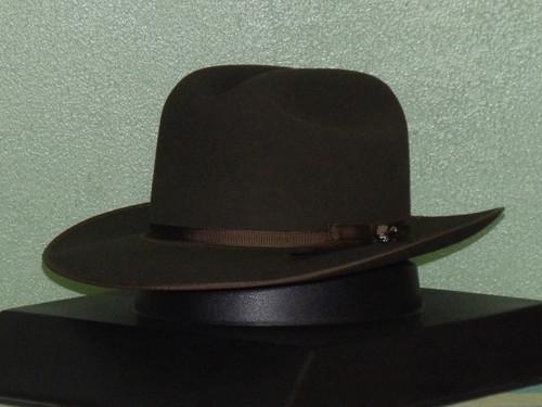 Stetson Royal Deluxe Fur Open Road Western Hat