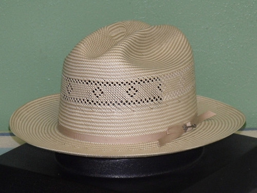 Stetson Shantung Vented Open Road 2 Western Hat