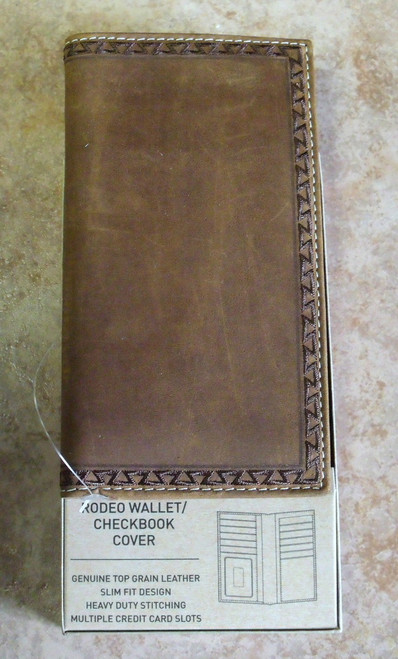 Ariat Aztec Rodeo Wallet/Checkbook Cover
