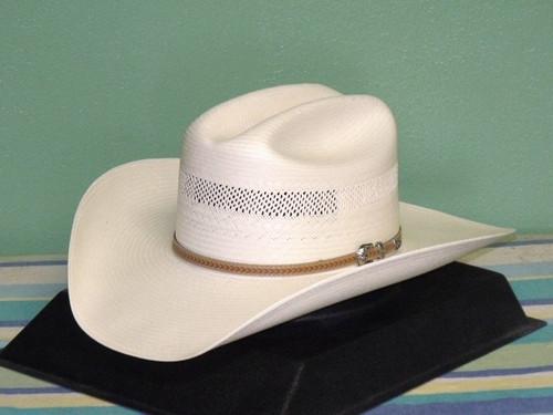 Stetson Arapaho 10X Shantung Straw Cowboy Hat