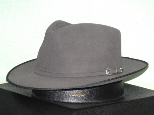 Stetson G.D. Rye Royal Deluxe Fur Western Fedora