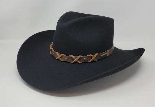 Stetson John Wayne Blackthorne Cowboy Hat