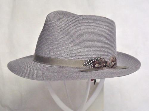 Biltmore Aviator Genuine Hemp Fedora Hat
