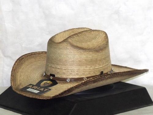 Ariat A73106 Fired Palm Cowboy Western Hat