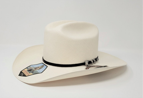 Stetson Bar None 28 Profile 100X Straw Western Hat